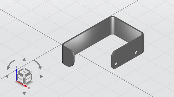 CAD-Datei Darstellung auf LaserOn
